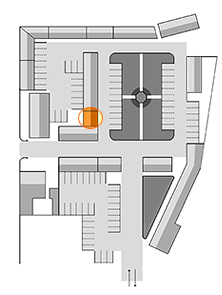 Chippendale suite map